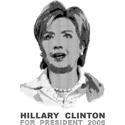 Hillary Clinton Ascii Art