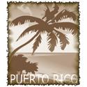 Vintage Puerto Rico T-shirts