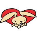 Heart Rabbit