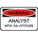 Analyst T-shirt, Analyst T-shirts