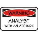 Analyst T-shirt, Analyst T-shirts