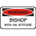 Bishop T-shirt, Bishop T-shirts