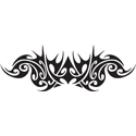 Symmetrical Tattoo