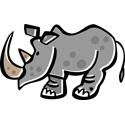 Rhinoceros T-shirt, Rhinoceros T-shirts