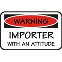 Importer T-shirt, Importer T-shirts