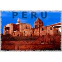 Vintage Peru Art