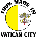 Made In Vatican City