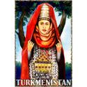 Vintage Turkmenistan Art