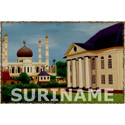 Vintage Suriname Art