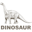 Vintage Dinosaur