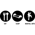 Eat Sleep Martial Arts