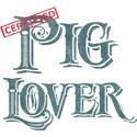 Pig Lover