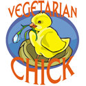 Vegetarian Chick T-shirts & Gifts