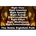 The Noble Eightfold Path T-shirts & Gifts