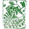 Green Frog Merchandise