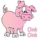 Oink T-shirt & Gift