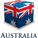 Australia Cube