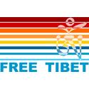 Colorful Free Tibet