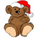 Cute Christmas Bear