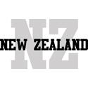 NZ New Zealand T-shirts