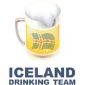 Iceland Drinking Team