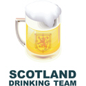 Scotland Drinking Team