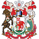 Cardiff Coat Of Arms