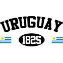 Uruguay 1825