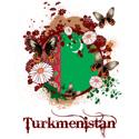 Butterfly Turkmenistan