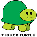 T Is For Turtle Merchandise