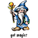 Wizard Got Magic?