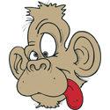 Goofy Monkey