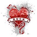 Heart Duck
