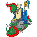 Chinese Mythology - Dragon