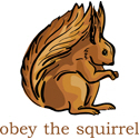Obey The Squirrel