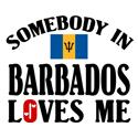 Somebody In Barbados