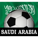 Football Saudi Arabia T-shirt