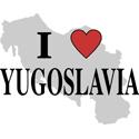 I Love Yugoslavia Gifts