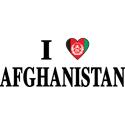 I Heart Afghanistan T-shirts