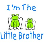 I'm The Little Brother - Frogs Blue