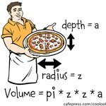 Pizza Volume