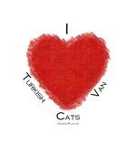 I (heart) Turkish Van Cats