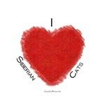 I (heart) Siberian Cats