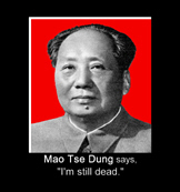 Mao Tse Tung Is Dead
