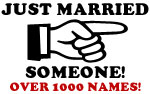 Just Married Pointer