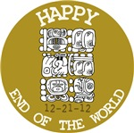 12-21-12: Happy End Of The World!