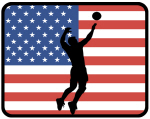 American Mens Volleyball