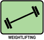 Weightlifting (GREEN)