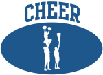 Cheer (blue circle)