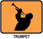 Trumpet (orange)